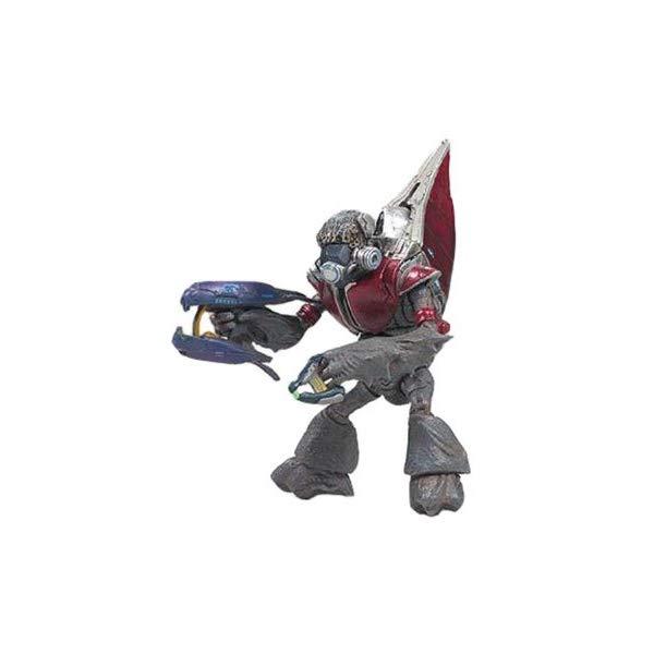 マクファーレン トイズ ヘイロー アクション フィギュア ダイキャスト Halo 2009 Wave 3 - Series 6 Grunt