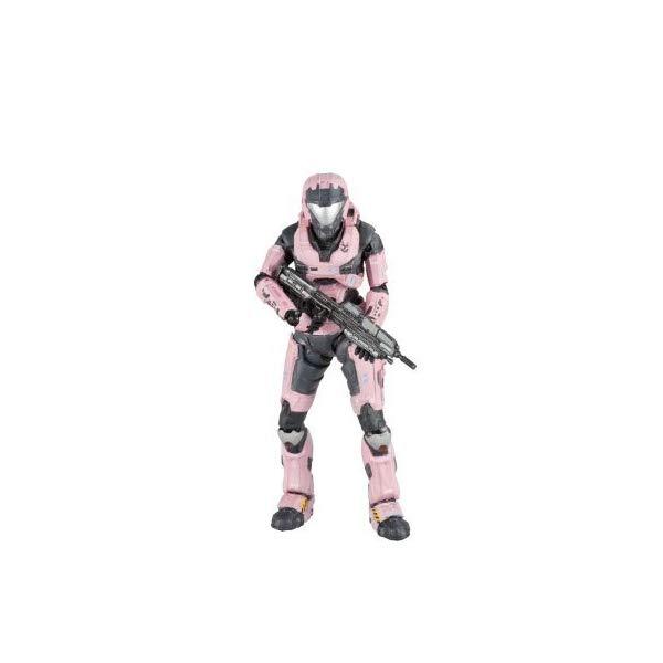 マクファーレン トイズ ヘイロー アクション フィギュア ダイキャスト McFarlane Toys Halo Reach Series 3 Spartan Air Assault (Female) Action Figure by McFarlane Toys