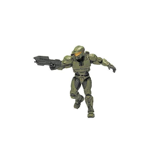マクファーレン トイズ ヘイロー アクション フィギュア ダイキャスト Mcfarlane Toys Halo Wars 2009 Heroic Collection Squad 1 - Colors May Vary