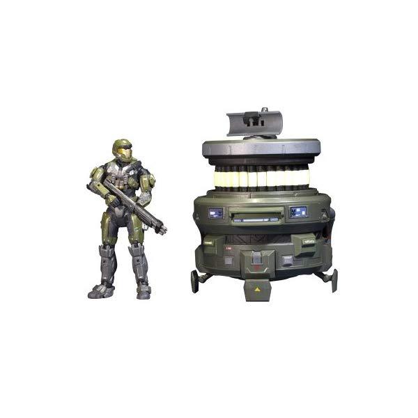 マクファーレン トイズ ヘイロー アクション フィギュア ダイキャスト McFarlane Toys Halo Reach Series 6 Generator Defense Standard Box Set