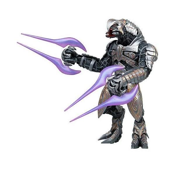 マクファーレン トイズ ヘイロー アクション フィギュア ダイキャスト McFarlane Toys Action Figure - Halo Series 8 - ARBITER RIPA 'MORAMEE