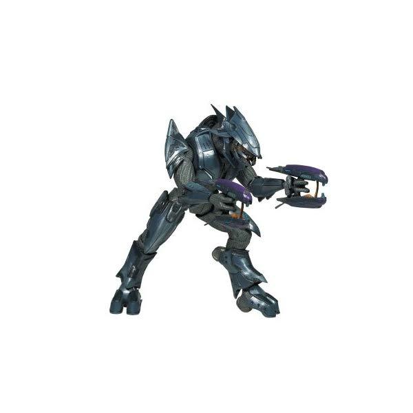 マクファーレン トイズ ヘイロー アクション フィギュア ダイキャスト Halo 3 Series 3 - Elite Combat Soldier