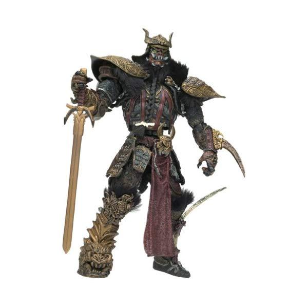 マクファーレントイズ スポーン アクションフィギュア ダイキャスト Spawn Series 19: Dark Ages Samurai Spawn