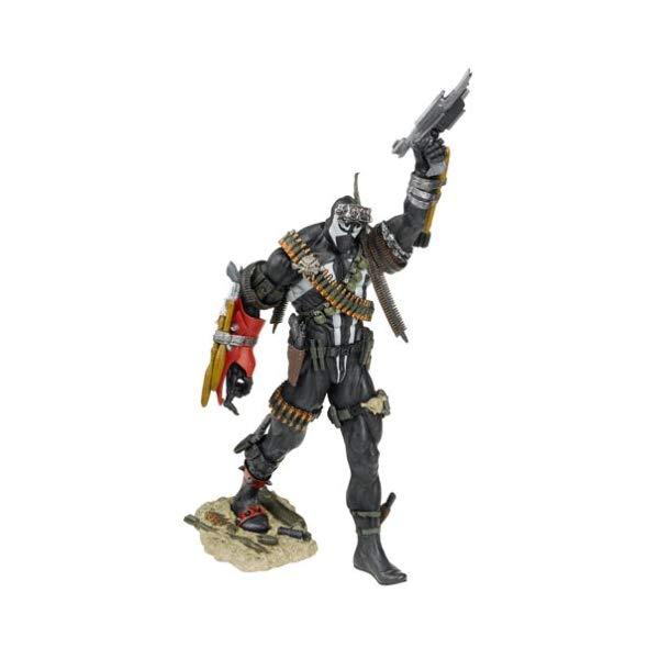 マクファーレントイズ スポーン アクションフィギュア ダイキャスト Spawn Regenerated: Commando Spawn 2
