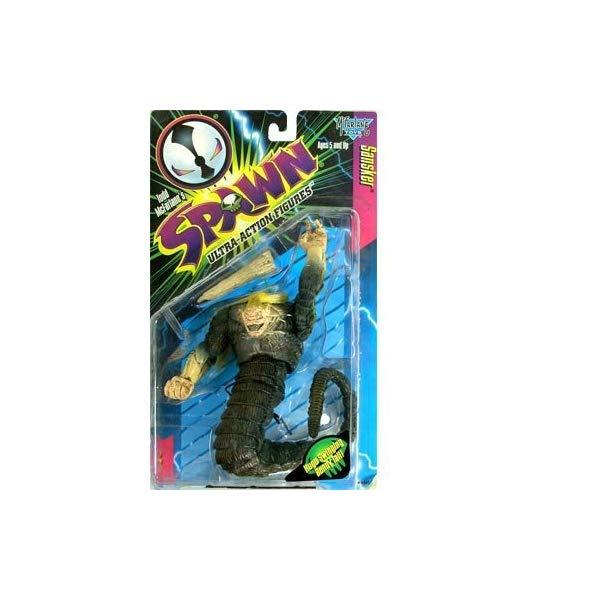 マクファーレントイズ スポーン アクションフィギュア ダイキャスト Mcfarland Toys Spawn Series 6 > Sansker (Human Head Variant) Action Figure by McFarlane
