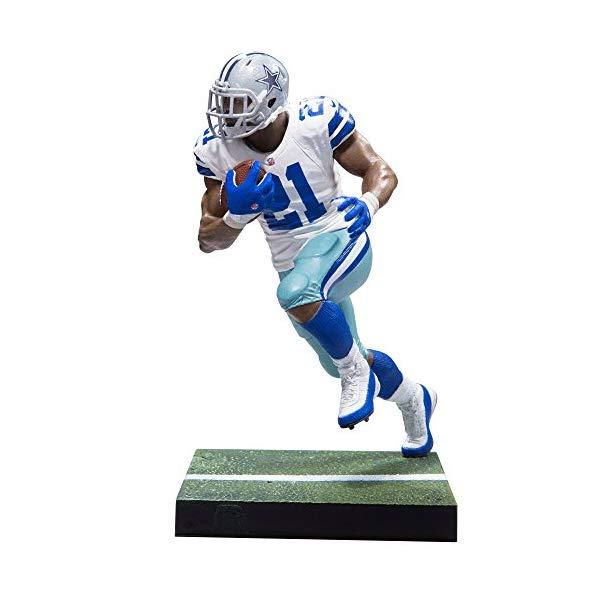 マクファーレン トイズ NFL アメフト アクション フィギュア ダイキャスト McFarlane Toys EA Sports Madden NFL 17 Ultimate Team Series 2 Ezekiel Elliott Dallas Cowboys Action Figure