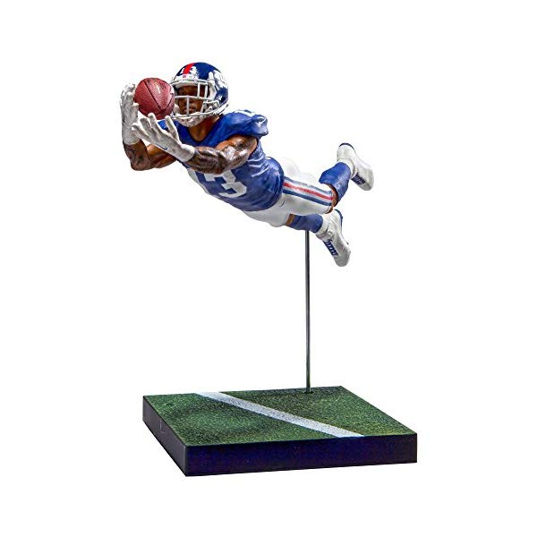 マクファーレン トイズ NFL アメフト アクション フィギュア ダイキャスト McFarlane Toys EA Sports Madden NFL 17 Ultimate Team Odell Beckham Junior New York Giants Action Figure
