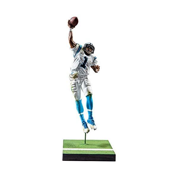 マクファーレン トイズ NFL アメフト アクション フィギュア ダイキャスト McFarlane Toys EA Sports Madden NFL 17 Ultimate Team Series 3 Cam Newton Action Figure