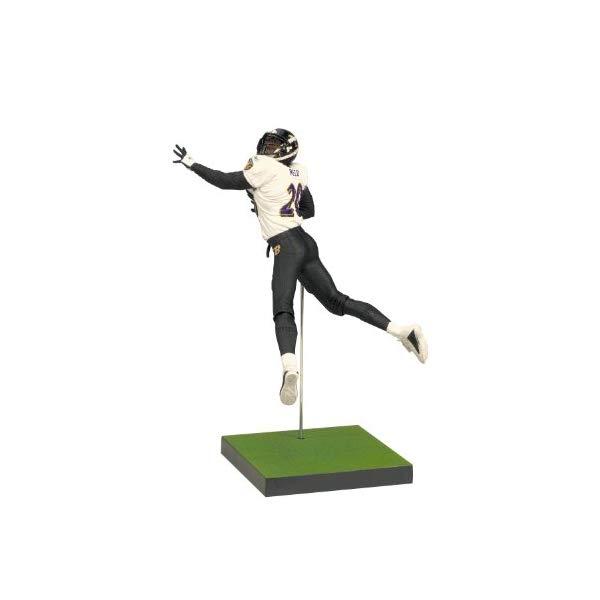 マクファーレン トイズ NFL アメフト アクション フィギュア ダイキャスト McFarlane Toys NFL Series 24 Ed Reed Action Figure