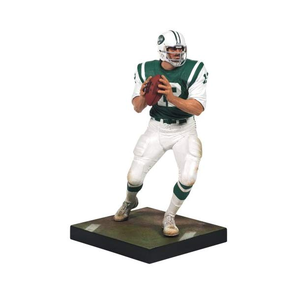 マクファーレン トイズ NFL NFL アメフト Joe アクション フィギュア ダイキャスト McFarlane Toys Figure NFL Joe Namath Action Figure, HAYARU:7bee8343 --- sunward.msk.ru