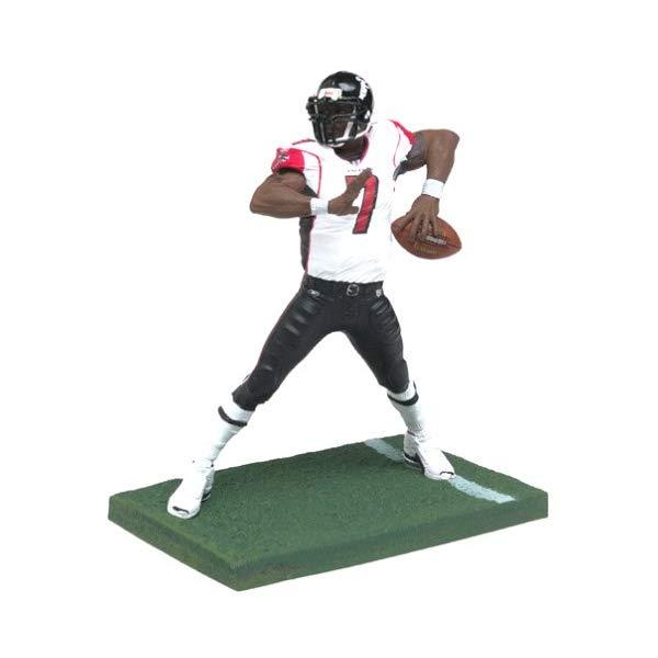 マクファーレン トイズ NFL アメフト アクション フィギュア ダイキャスト McFarlane Toys NFL Sports Picks Series 7 Action Figure Michael Vick (Atlanta ...