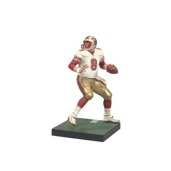 マクファーレン トイズ NFL アメフト アクション フィギュア ダイキャスト McFarlane Toys NFL Legends Series 6 - Steve Young Action Figure