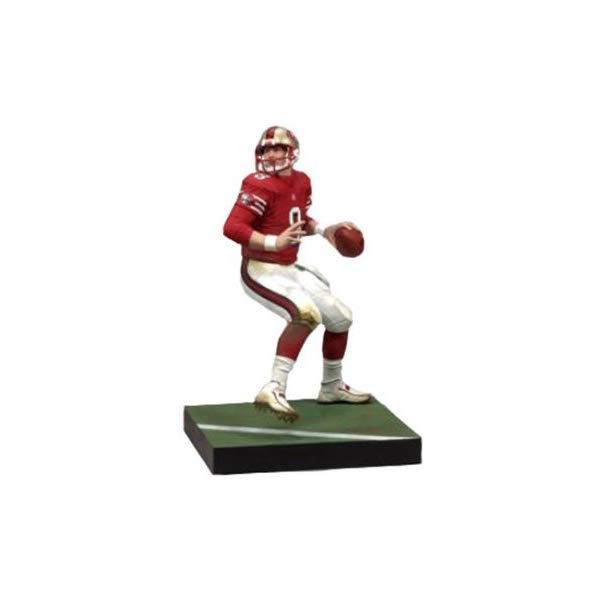 マクファーレン トイズ NFL アメフト アクション フィギュア ダイキャスト McFarlane Toys NFL Sports Picks Legends Series 5 Action Figure Steve Young (San Francisco 49ers)