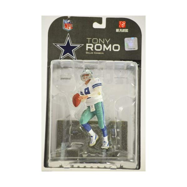 McFarlane NFL Series 6 Emmitt Smith Chase Variant Dallas Cowboys White Jersey