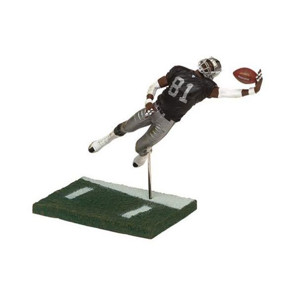 マクファーレン トイズ NFL アメフト アクション フィギュア ダイキャスト McFarlane Toys NFL Sports Picks Series 8 Action Figure Tim Brown (Oakland Raiders) Black Jersey