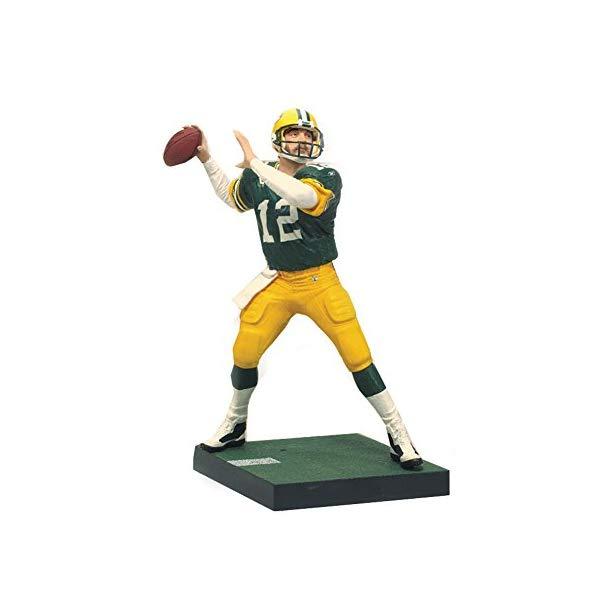 マクファーレン トイズ NFL アメフト アクション フィギュア ダイキャスト NFL Green Bay Packers McFarlane 2011 Series 27 Aaron Rodgers Action Figure