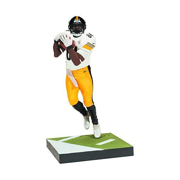 マクファーレン トイズ NFL アメフト アクション フィギュア ダイキャスト McFarlane Toys NFL Series 37 Antonio Brown Action Figure