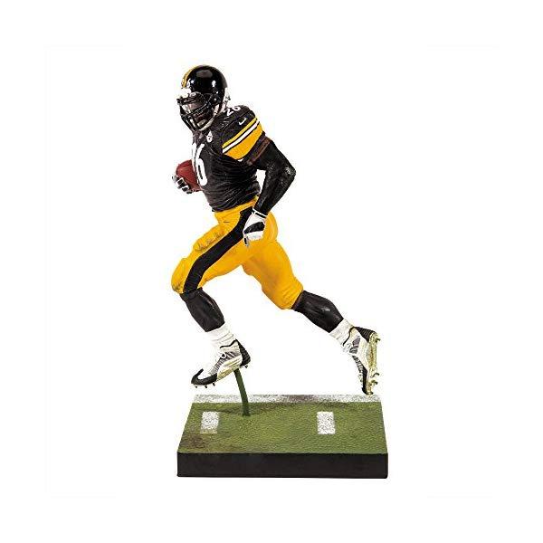 マクファーレン トイズ NFL アメフト アクション フィギュア ダイキャスト McFarlane Toys NFL Series 35 Le'Veon Bell Action Figure