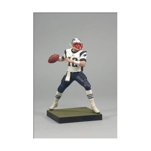 マクファーレン トイズ NFL アメフト アクション フィギュア ダイキャスト McFarlane Toys NFL Sports Picks Series 22 Tom Brady
