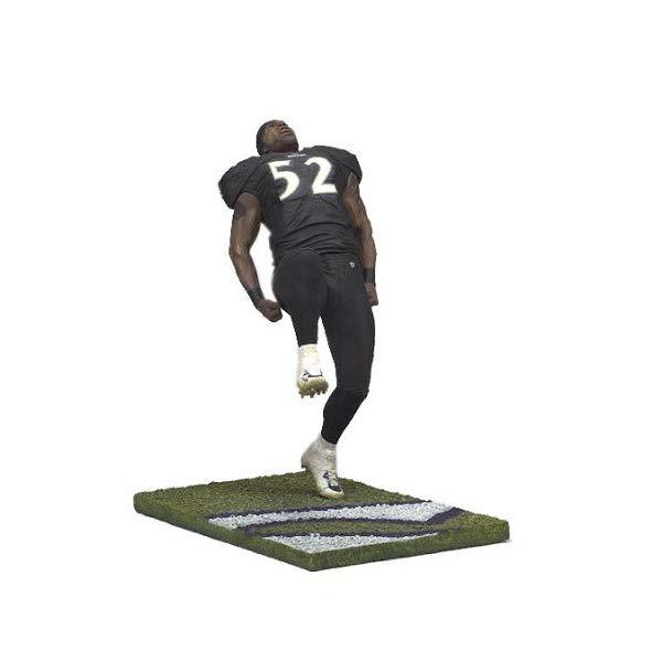 マクファーレン トイズ NFL アメフト アクション フィギュア ダイキャスト McFarlane Sportspicks NFL Series 15 Ray Lewis Action Figure