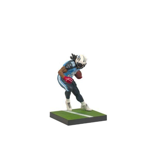 マクファーレン トイズ NFL アメフト アクション フィギュア ダイキャスト McFarlane Toys NFL Series 24 Chris Johnson Action Figure