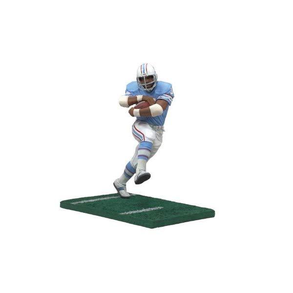 マクファーレン トイズ NFL アメフト アクション フィギュア ダイキャスト McFarlane Toys NFL Sports Picks Legends Series 3 Action Figure Earl Campbell (Houston Oilers)