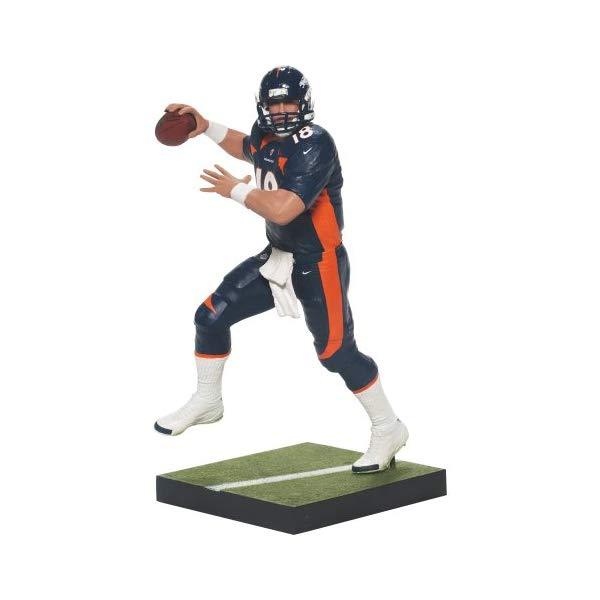 マクファーレン トイズ NFL アメフト アクション フィギュア ダイキャスト McFarlane Toys NFL Series 32 Peyton Manning-Denver Broncos Action Figure