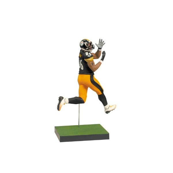 マクファーレン トイズ NFL アメフト アクション フィギュア ダイキャスト McFarlane Toys NFL Series 24 Hines Ward 3 Action Figure