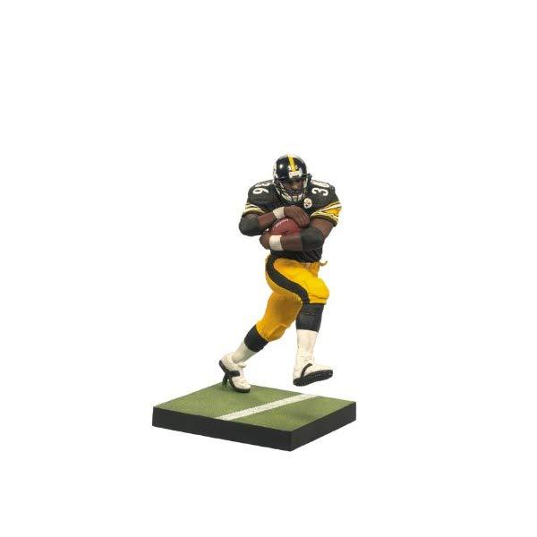 マクファーレン トイズ NFL アメフト アクション フィギュア ダイキャスト McFarlane Toys NFL Legends Series 6 - Jerome Bettis 2 Action Figure