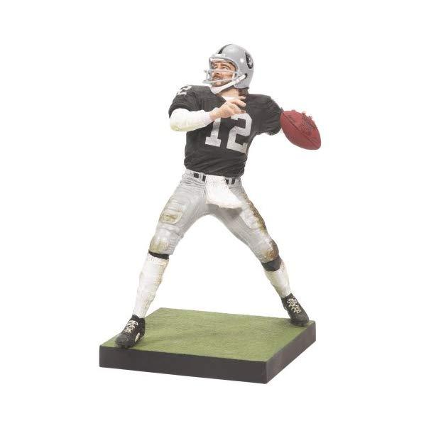 マクファーレン トイズ NFL アメフト アクション フィギュア ダイキャスト NFL Oakland Raiders McFarlane 2012 Series 29 Ken Stabler 1 Action Figure
