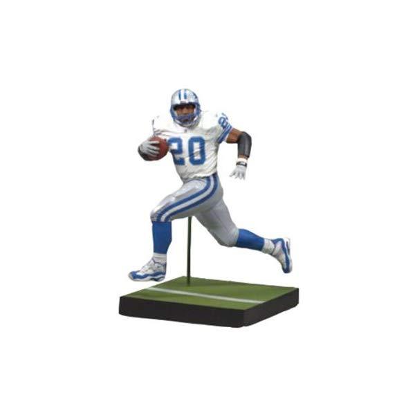 マクファーレン トイズ NFL アメフト アクション フィギュア ダイキャスト Detroit Lions Barry Sanders McFarlane Toys Sports Picks NFL Legends Series 5 Action Figure