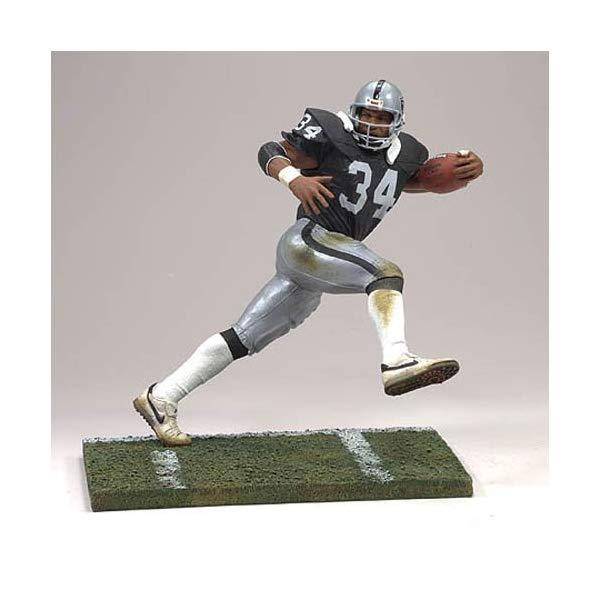 マクファーレン トイズ NFL アメフト アクション フィギュア ダイキャスト McFarlane NFL Legends Series 3 Bo Jackson Oakland Raiders Action Figure