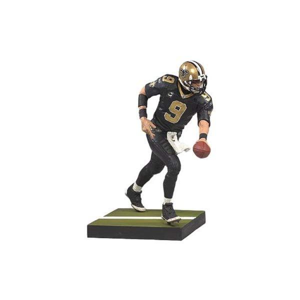 マクファーレン トイズ NFL アメフト アクション フィギュア ダイキャスト McFarlane Toys NFL Sports Picks Series 21 Drew Brees