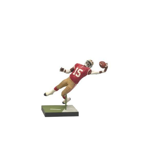 マクファーレン トイズ NFL アメフト アクション フィギュア ダイキャスト McFarlane Toys NFL Series 23 - Michael Crabtree Action Figure