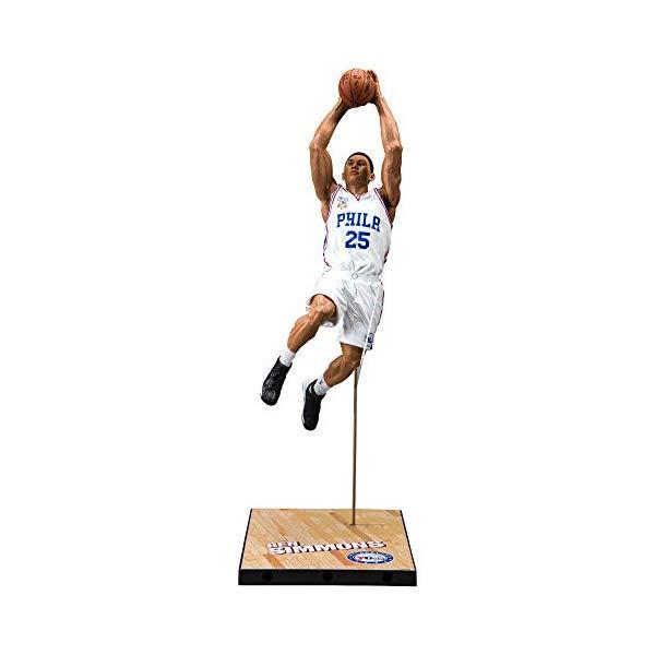 マクファーレン ダイキャスト Simmons トイズ NBA バスケットボール アクション フィギュア ダイキャスト Philadelphia McFarlane Toys NBA Series 30 Philadelphia 76ers Ben Simmons Action Figure, Vie Belle:8f7d8bf3 --- sunward.msk.ru
