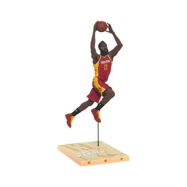 マクファーレン トイズ NBA バスケットボール アクション フィギュア ダイキャスト McFarlane Toys NBA Series 23 James Harden Action Figure