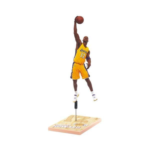 マクファーレン トイズ NBA バスケットボール アクション フィギュア ダイキャスト McFarlane Toys NBA Series 22 Dwight Howard Figure
