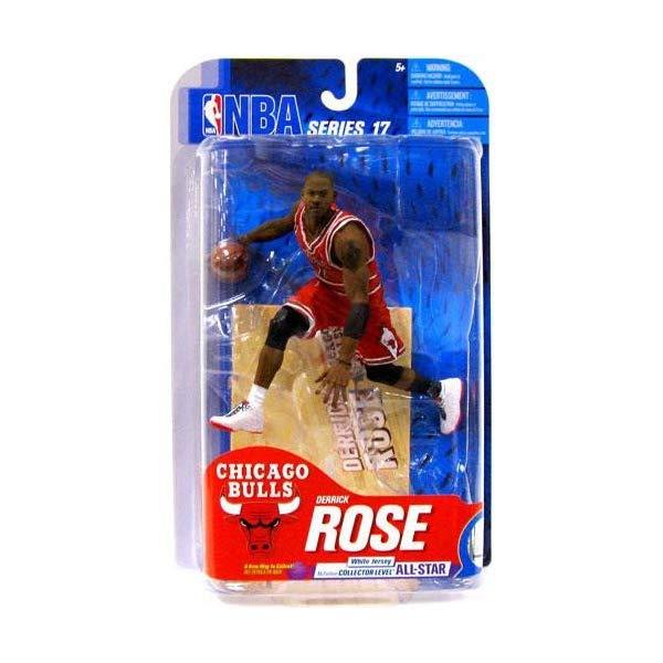 マクファーレン トイズ Toys 17 NBA バスケットボール アクション フィギュア ダイキャスト Rose McFarlane Toys NBA Sports Picks Series 17 Derrick Rose, イシバシ楽器 WEB SHOP:5fd5cdd0 --- sunward.msk.ru