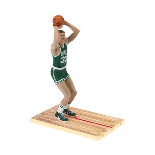 マクファーレン トイズ NBA バスケットボール アクション フィギュア ダイキャスト McFarlane Toys NBA Sports Picks Legends Series 1 Action Figure Larry Bird (Boston Celtics)