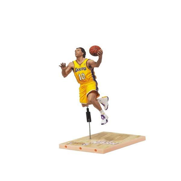 マクファーレン トイズ NBA バスケットボール アクション フィギュア ダイキャスト McFarlane Toys NBA Series 22 Steve Nash Figure