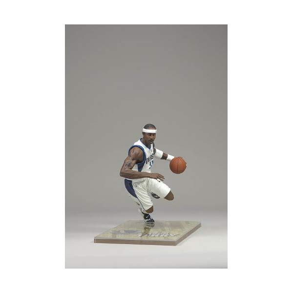 マクファーレン トイズ NBA バスケットボール アクション フィギュア ダイキャスト McFarlane: NBA Series 13 - Jason Terry for Dallas Mavericks