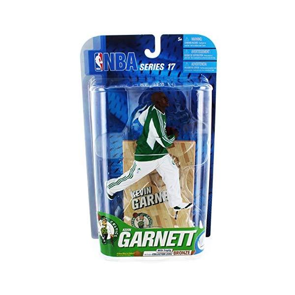 マクファーレン トイズ NBA バスケットボール アクション フィギュア ダイキャスト McFarlane Toys NBA Sports Picks Series 17 Kevin Garnett