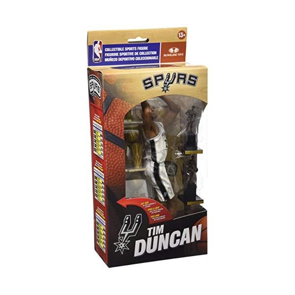 マクファーレン トイズ NBA バスケットボール アクション フィギュア ダイキャスト McFarlane Toys NBA Tim Duncan Limited Edition Collector Box Figure