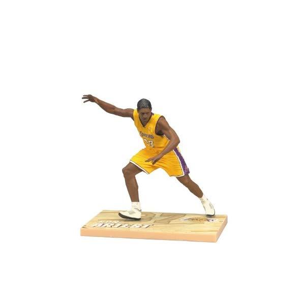 マクファーレン トイズ NBA バスケットボール アクション フィギュア ダイキャスト McFarlane Toys NBA Series 18 - Ron Artest Action Figure
