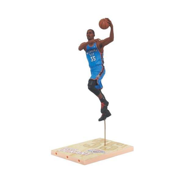 <title>マクファーレン トイズ NBA バスケットボール アクション フィギュア ダイキャスト McFarlane 期間限定 Toys Series 22 Kevin Durant Figure</title>