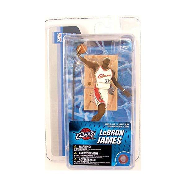 マクファーレン トイズ NBA バスケットボール フィギュア アクション フィギュア Cavaliers) ダイキャスト McFarlane Toys トイズ NBA 3 Inch Sports Picks Series 4 Mini Figure LeBron James 2 (Cleveland Cavaliers) by McFarlane's Sportspicks, オフィスキングダム:73f4429b --- sunward.msk.ru