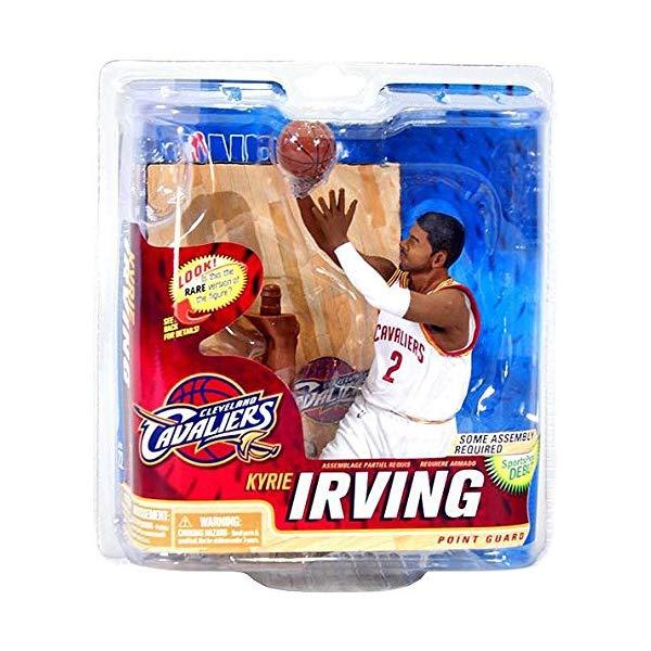 マクファーレン トイズ NBA バスケットボール アクション フィギュア ダイキャスト McFarlane Sportspicks: NBA Series 22 Kyrie Irving - Cleveland Cavaliers GOLD LEVEL VARIANT 6 inch Action Figure