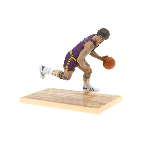 マクファーレン トイズ Figure NBA バスケットボール Sports アクション フィギュア (New ダイキャスト McFarlane Toys NBA Sports Picks Legends Series 1 Action Figure Pete Maravich (New Orleans Jazz), 【2018?新作】:4b6353f9 --- sunward.msk.ru