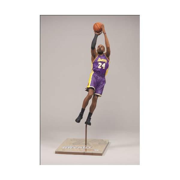 マクファーレン トイズ NBA バスケットボール アクション フィギュア ダイキャスト McFarlane Toys NBA Sports Picks Series 15 Action Figure Kobe Bryant (Los Angeles Lakers)