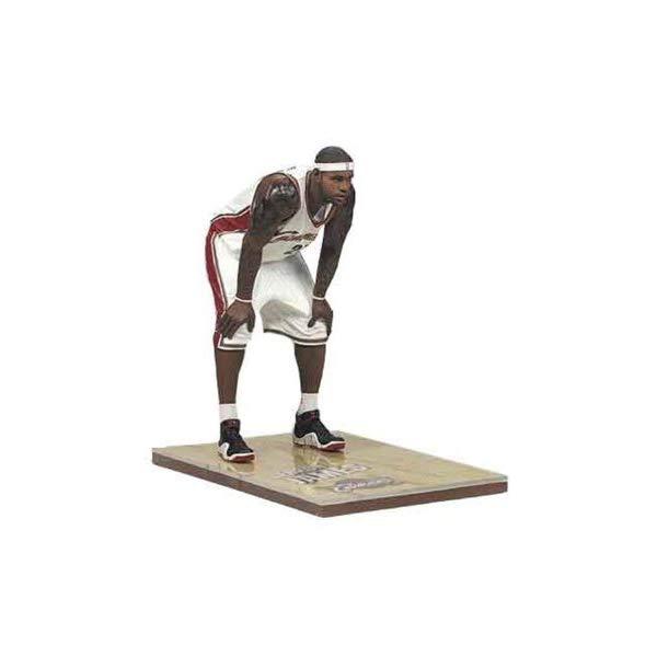 マクファーレン トイズ NBA バスケットボール アクション フィギュア ダイキャスト McFarlane Toys NBA Sports Picks Series 16 (2009 Wave 1) Action Figure LeBron James (Cleveland Cavaliers)